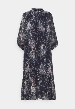 Saint Tropez - FLORENCESZ DRESS - Freizeitkleid - dark blue