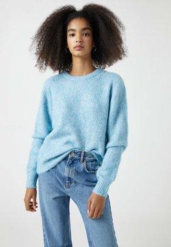PULL&BEAR - Sweter - blue-grey