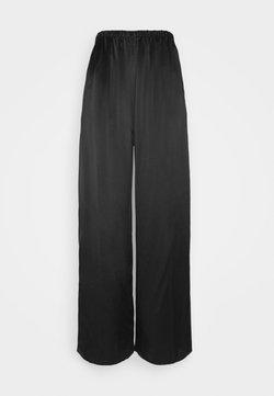 ARKET - TROUSER - Pantalón de pijama - black dark