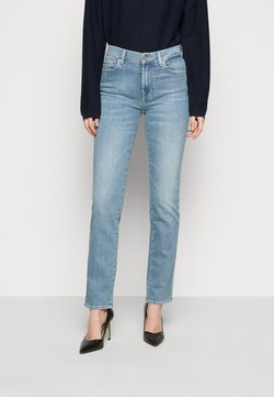 7 for all mankind - THE SOPHISTICATED  - Straight leg jeans - hellblau