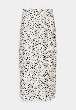 Gina Tricot - INA SKIRT - A-Linien-Rock - white