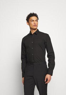 HUGO - ELISHA - Businesshemd - black