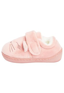 Next - Krabbelschuh - mottled light pink