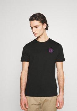 YOURTURN - UNISEX - T-shirt z nadrukiem - black