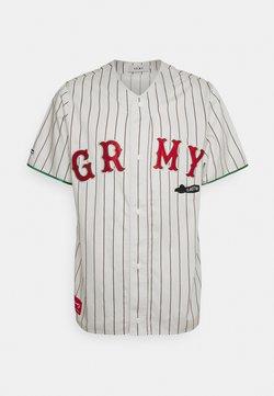 Grimey - THE LOOT EL BOTIN BASEBALL UNISEX  - Camisa - white