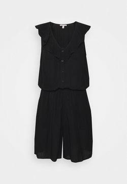 Esprit - PLAYSUIT - Jumpsuit - black