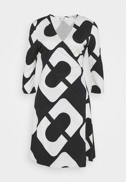 Diane von Furstenberg - JULIAN TWO - Robe en jersey - black