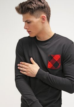 Urban Classics - Sweatshirt - black/flanell