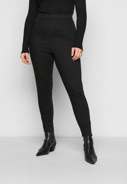 New Look Curves - LIFT AND SHAPE - Pantalon classique - black