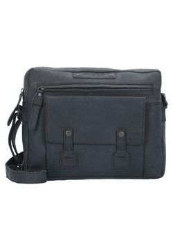 Greenburry - VINTAGE REVIVAL - Umhängetasche - black