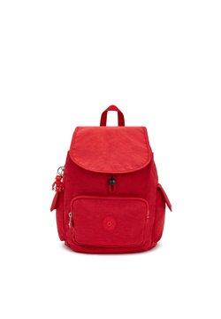 Kipling - CITY PACK S - Reppu - red rouge