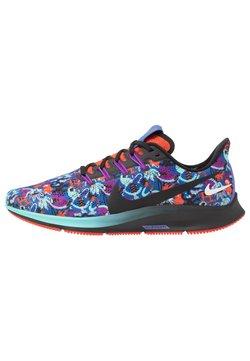 Nike Performance - AIR ZOOM PEGASUS 36 AS - Laufschuh Neutral - team orange/black/light aqua/laser blue/psychic purple/wolf grey