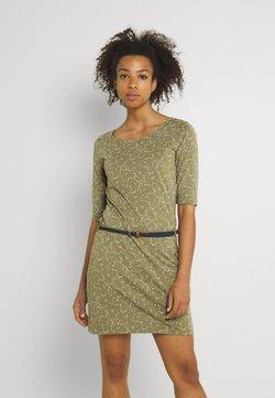 Ragwear - TAMY - Jerseykleid - khaki