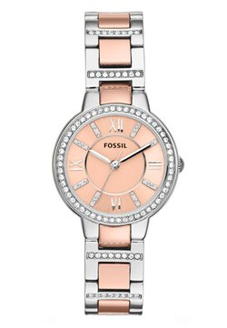 Fossil - VIRGINIA - Montre - rosegold
