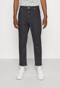 Calvin Klein Jeans - DAD JEAN - Relaxed fit -farkut - denim black