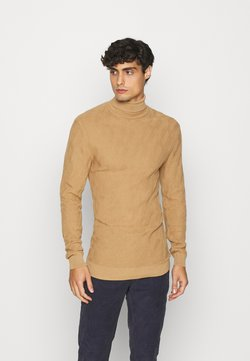 Pier One - Pullover - camel