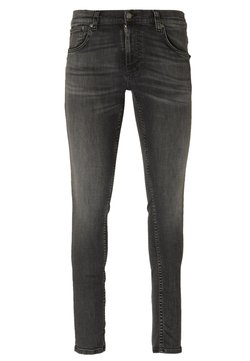 Nudie Jeans - TIGHT TERRY UNISEX - Jeans baggy - fade to grey
