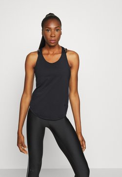Under Armour - SPORT X BACK TANK - Funktionsshirt - black