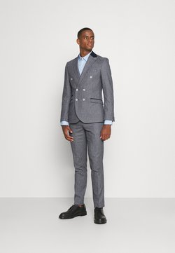 Shelby & Sons - ISLAY SUIT - Anzug - blue