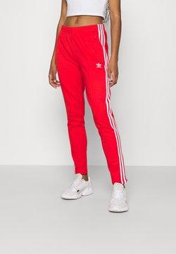 adidas Originals - PANTS - Jogginghose - red