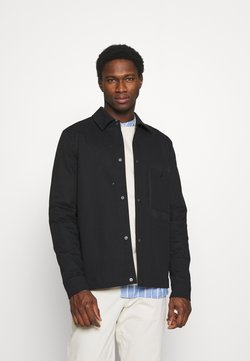 Selected Homme - SLHMORRIS JACKET - Leichte Jacke - black