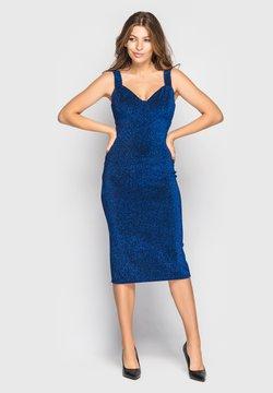 Santali - Cocktailkleid/festliches Kleid - blau