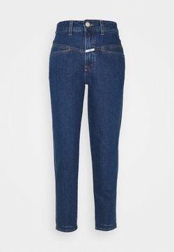 CLOSED - PEDAL PUSHER - Jeans a sigaretta - dark blue