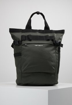 Carhartt WIP - PAYTON CARRIER BACKPACK UNISEX - Reppu - cypress/white