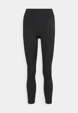 Nike Performance - ONE 7/8 - Tights - black/white