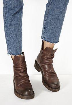 Inuovo - Boots à talons - dark brown dbn