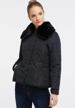 usha - Winterjacke - black