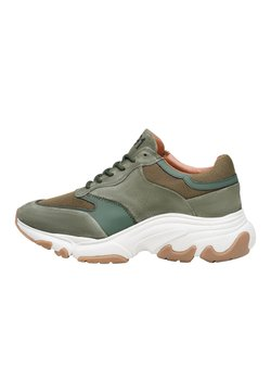 SHOEPASSION - Sneaker low - olive