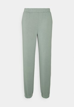 Moss Copenhagen - IMA PANTS - Jogginghose - chinois green