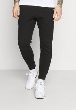 Lacoste Sport - PANT TAPERED - Jogginghose - black/navy blue