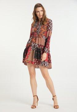 usha - Robe d'été - multi print