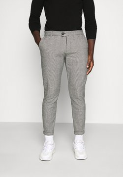 Redefined Rebel - ERCAN PANTS - Chinot - grey check