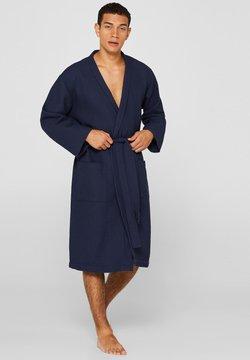 Esprit - Badjas - navy blue