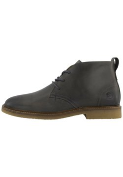 Travelin - Schnürstiefelette - dark grey