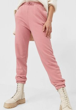 Stradivarius - Jogginghose - rose