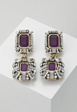 Radà - Pendientes - violet