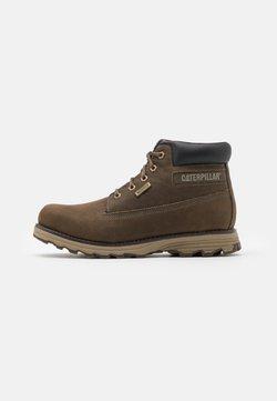 Cat Footwear - FOUNDER WP  - Veterboots - gravity grey