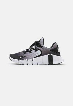 Nike Performance - FREE METCON 4 - Chaussures d'entraînement et de fitness - white/black