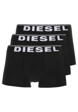 Diesel - UMBX-DAMIENTHREEPACK BOXER 3PACK - MPACK:3 - Panties - schwarz