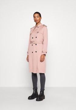 Calvin Klein - LIGHTWEIGHT - Trenchcoat - rose