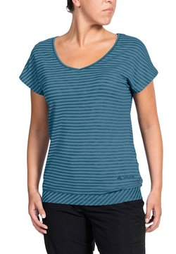 Vaude - SKOMER - T-Shirt print - blue gray