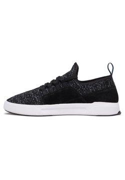 Quiksilver - Sneaker low - black/white/brown