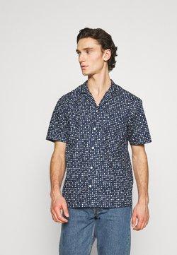 BY GARMENT MAKERS - VALDE - Overhemd - navy blazer