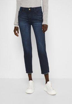 DL1961 - MARA MID RISE INSTASCULPT ANKLE - Straight leg jeans - mediterranean raw
