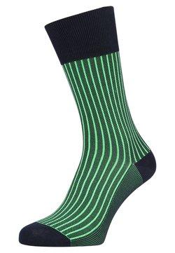 FALKE - OXFORD NENO - Socken - marine