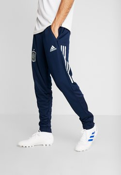 adidas Performance - SPAIN FEF TRAINING PANT - Pantalones deportivos - collegiate navy